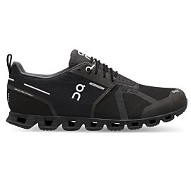 On Cloud Waterproof 19-99986 hardloopschoenen dames black lunar