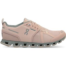On Cloud Waterproof 19.99831 hardloopschoenen dames rose lunar