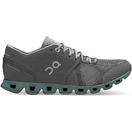 On Cloud X 20.99784 hardloopschoenen dames rock sea