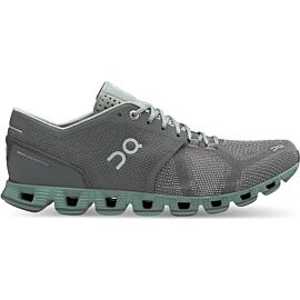 On Cloud X 20.99785 hardloopschoenen heren rock sea