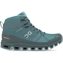 On Cloudrock Waterproof 23.99753 bergschoenen dames storm wash