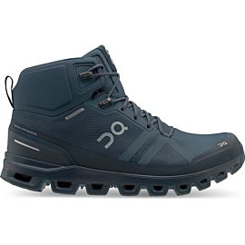 On Cloudrock Waterproof 23.99754 bergschoenen heren navy midnight