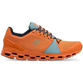 On Cloudstratus 29-99868 hardloopschoenen heren orange wash