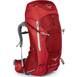 Osprey Ariel AG 65 S rugzak dames picante red