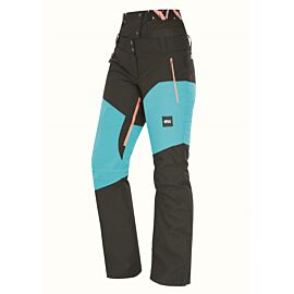 Picture Exa PT skibroek dames light blue black