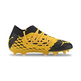 Puma Future 5.3 Netfit FG-AG 105806 voetbalschoenen junior ultra yellow puma black