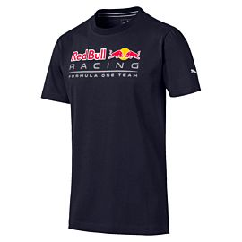 Puma Red Bull Racing Logo Tee shirt heren night sky