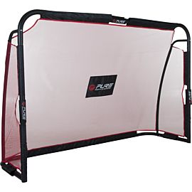 Pure2Improve voetbal goal 180x120x60 red black