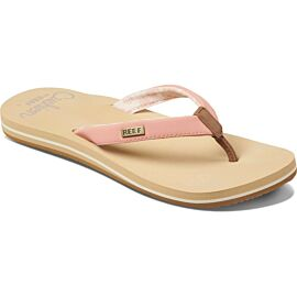 Reef Cushion Sands slippers dames cantaloupe