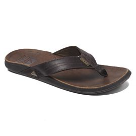 Reef J-Bay III slippers heren dark brown