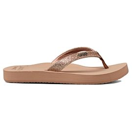 Reef Star Cushion slippers dames almond