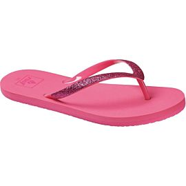 Reef Stargazer slippers junior hot pink