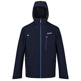 Regatta Birchdale outdoor jack heren navy nautical blue