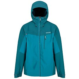 Regatta Birchdale outdoor jack heren olympic teal gulfstream