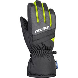 Reusch Bennet R-TEX XT handschoenen junior black melange safety yellow