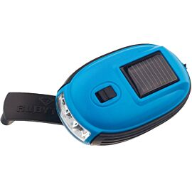 Rubytec Kao XL Swing Solar Flashlight blue