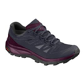 Salomon Outline GTX L40619600 wandelschoenen dames purple