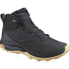 Salomon Outsnap CSWP L40922000 bergschoenen heren black ebony