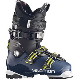 Salomon QST Access X80 skischoenen heren black petrol blue