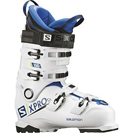 Salomon X Pro 100 skischoenen heren white race blue