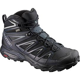 Salomon X Ulta 3 Mid GTX L39867400 bergschoenen heren black india ink