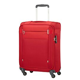 Samsonite Citybeat Spinner 55 koffer red