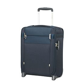 Samsonite Citybeat Upright Underseater 45 koffer navy blue