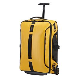 Samsonite Paradiver Light 55 koffer yellow