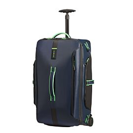 Samsonite Paradiver Light 67 koffer night blue fluo green