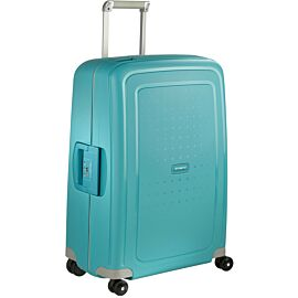 Samsonite Scure Spinner 69 koffer aqua blue