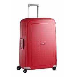 Samsonite Scure Spinner 75 koffer crimson red