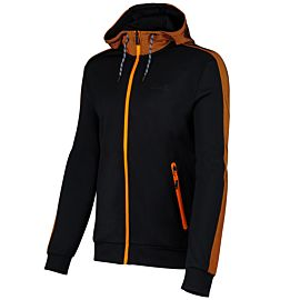 Sjeng Sports Leandro trainingsjack heren black