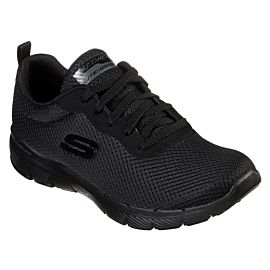 Skechers Flex Appeal 3.0 13070 First Insight vrijetijdsschoenen dames black