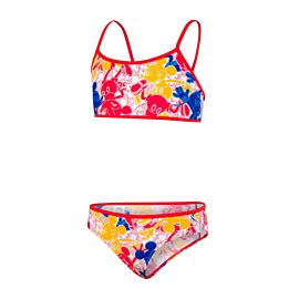 Speedo Disney Mickey Mouse bikini junior blue red yellow white
