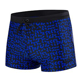 Speedo Valmilton zwemboxer heren black blue