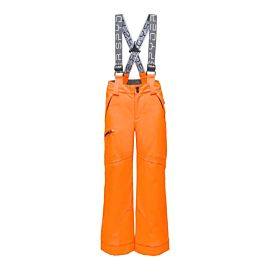Spyder Propulsion skibroek junior bryte orange