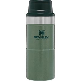 Stanley Classic Trigger Action Travel thermosbeker 354 ml hammertone green