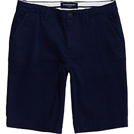 Superdry City Chino short dames atlantic navy