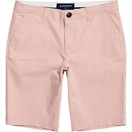 Superdry City Chino short dames peach whip