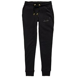 Superdry Established joggingbroek dames black