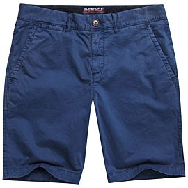 Superdry International short heren ensign blue