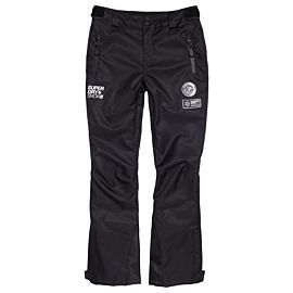 Superdry Ski Run skibroek dames onyx black