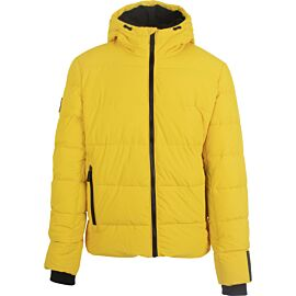 Superdry Sports Puffer winterjas heren yellow