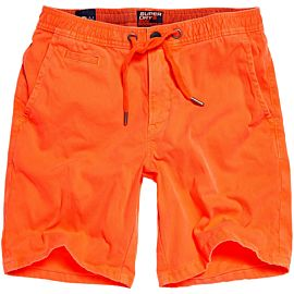 Superdry Sunscorched Chino short heren fluro coral
