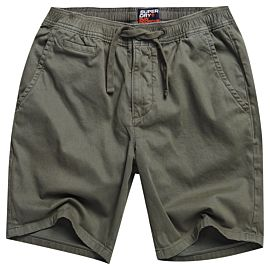 Superdry Sunscorched short heren army pine