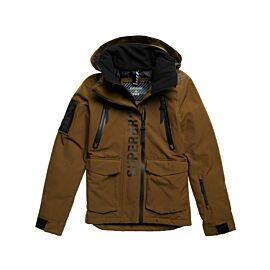 Superdry Ultimate Mountain Rescue winterjas heren dusty olive