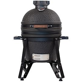 The Bastard Compact Urban houtskoolbarbecue black