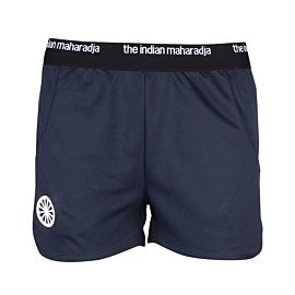 The Indian Maharadja Tech hockey short dames navy