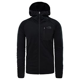 The North Face Borod Hoodie vest heren tnf black