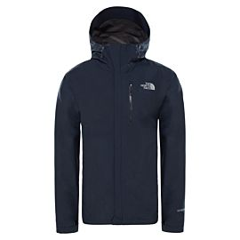 The North Face Dryzzle outdoor jack heren urban navy mid grey